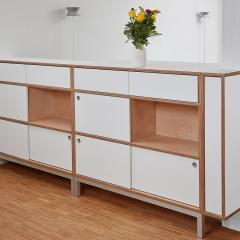 tv lift sideboard 2